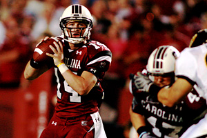 South Carolina's Connor Shaw