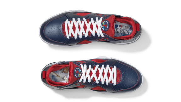8601a29874f9 Joe Mauer s PlayStation-inspired shoes - ESPN