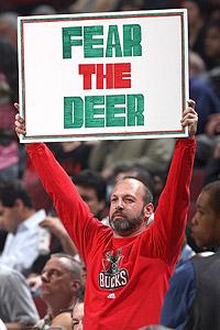 Bucks Fan