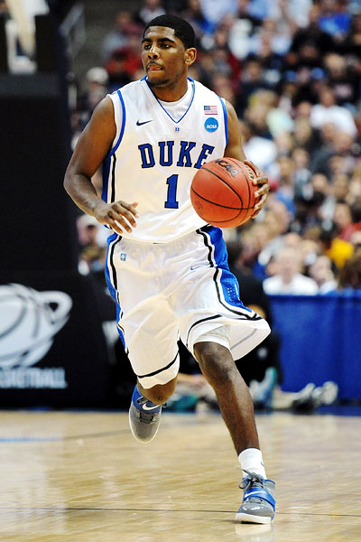 Kyrie Irving does not look to be a typical Duke basketball ... |Kyrie Irving College