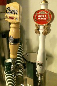 Masters Augusta Beer Taps