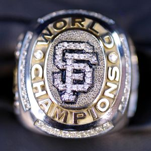 San Francisco Giants World Series ring