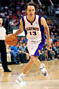 Steve Nash, a part-time New Yorker, has joined the drive for marriage equality in the state.