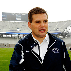 Penn State's Jay Paterno