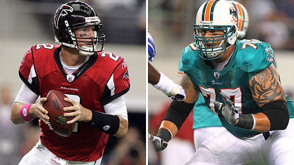 Matt Ryan/Jake Long