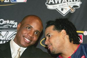 Barry Bonds and Manny Ramirez