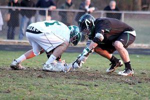 Duxbury-Billerica lacrosse