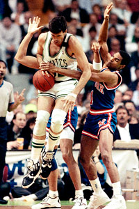 Kevin McHale & Maurice Cheeks