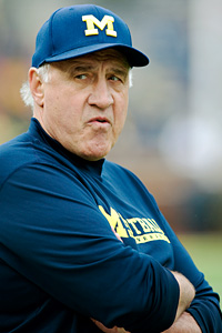 Michigan's Greg Mattison