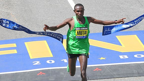 Geoffrey Mutai 