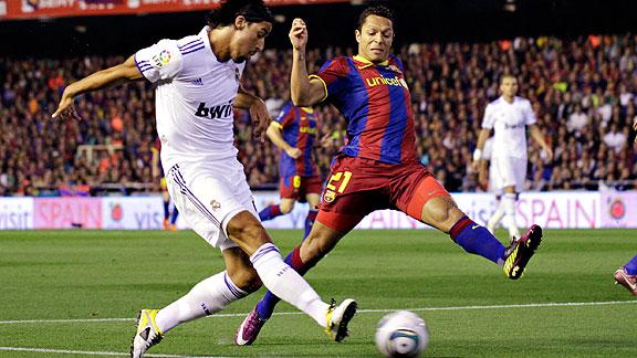 Real Madrid/Barcelona
