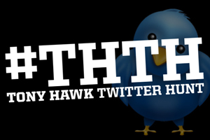 Tony Hawk Twitter Hunt