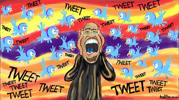 Wilbon-Twitter Cartoon
