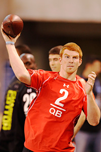 Texas Christian quarterback Andy Dalton