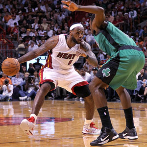 Jeff Green & LeBron James
