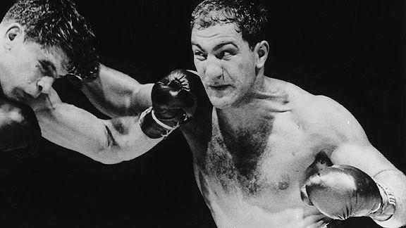 Rocky Marciano vs. Roland La Straza in 1953