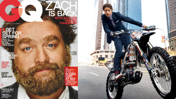 zach galifianakis gq cover. Peggy Sirota/GQ Travis