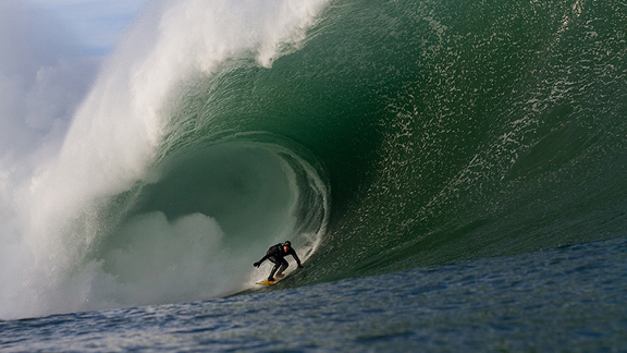 Eric Rebiere, Mullaghmore Head, Ireland