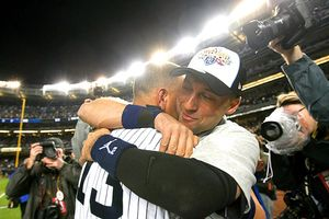 Derek Jeter and Alex Ridriguez