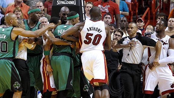 Boston Celtics vs. Miami Heat