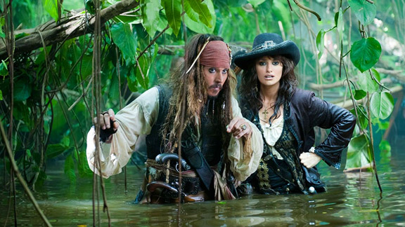 Walt Disney Pictures Jack Sparrow is now looking for the fountain of youth, ...