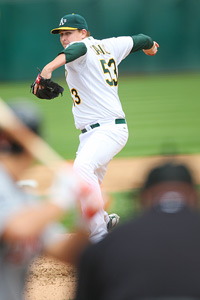 Trevor Cahill