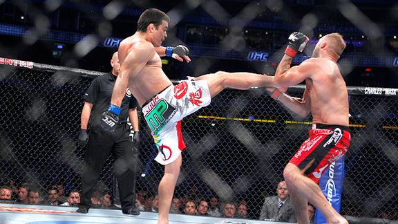 Randy Couture vs Lyoto Machida