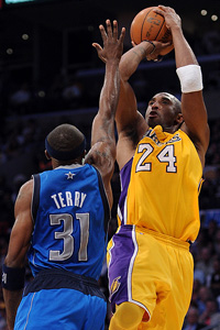 Kobe V. Mavericks