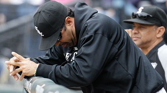 Ozzie Guillen in 2011