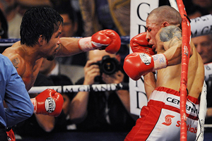 Manny Pacquiao & Miguel Cotto