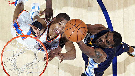 Westbrook/Conley