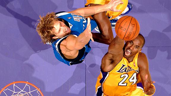 Dirk Nowitzki/Kobe Bryant
