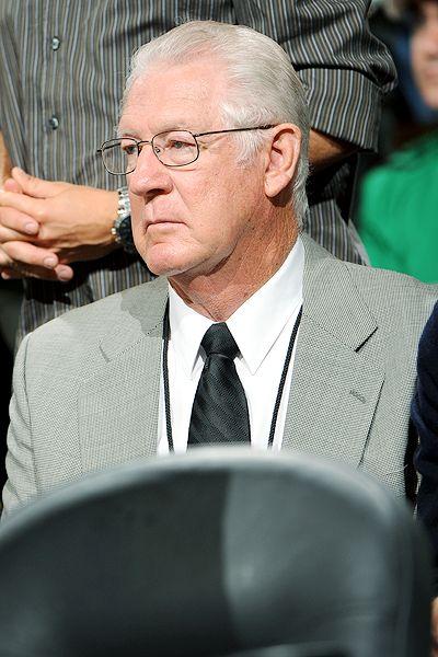 Chris Havlicek's father John Havlicek