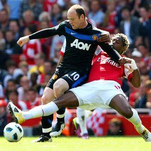 Wayne Rooney/Alexandre Song