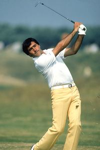 Seve Ballesteros