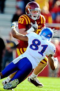 Iowa State's Jake Knott