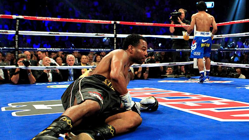 Manny Pacquiao vs Shane Mosley