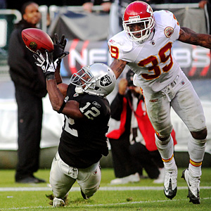 Oakland's Jacoby Ford