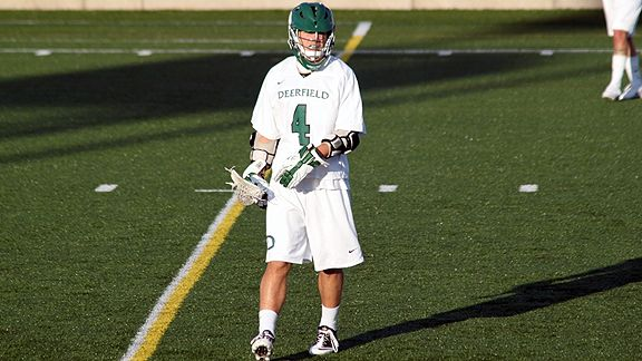 Deerfield lacrosse