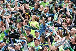 Sounders Fans