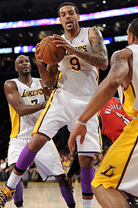 Lakers report cards: Matt Barnes - Los Angeles Lakers Blog - ESPN Los