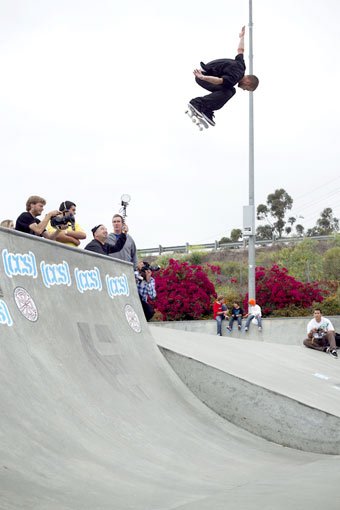Sheckler's cause and effect