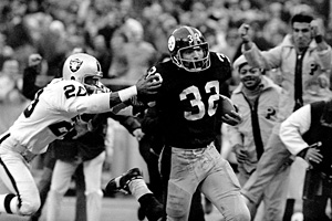 Pittsburgh's Franco Harris