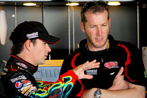 Jeff Gordon & Alan Gustafson