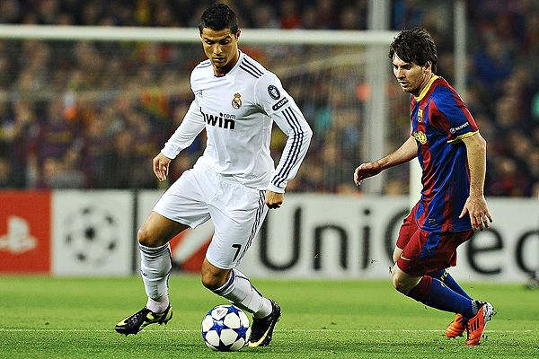 ESPN - Photos - CR7 vs. Messi: Who had the better season?