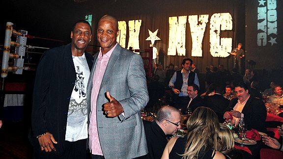 Doc Gooden and Darryl Strawberry