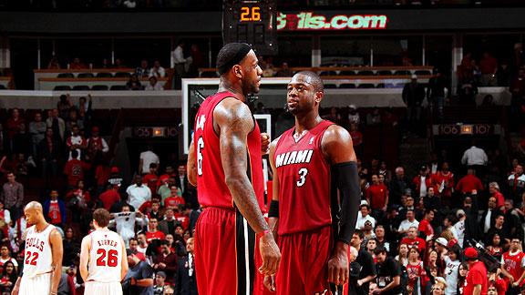 Wade and James