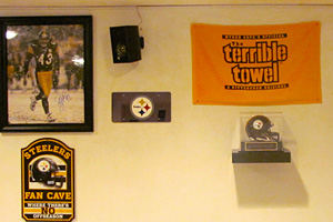 Steelers merchandise