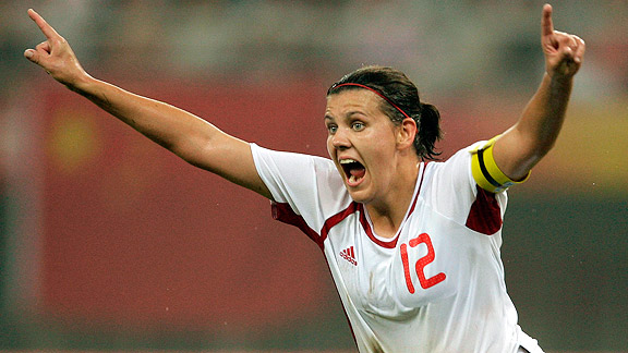 Christine Sinclair