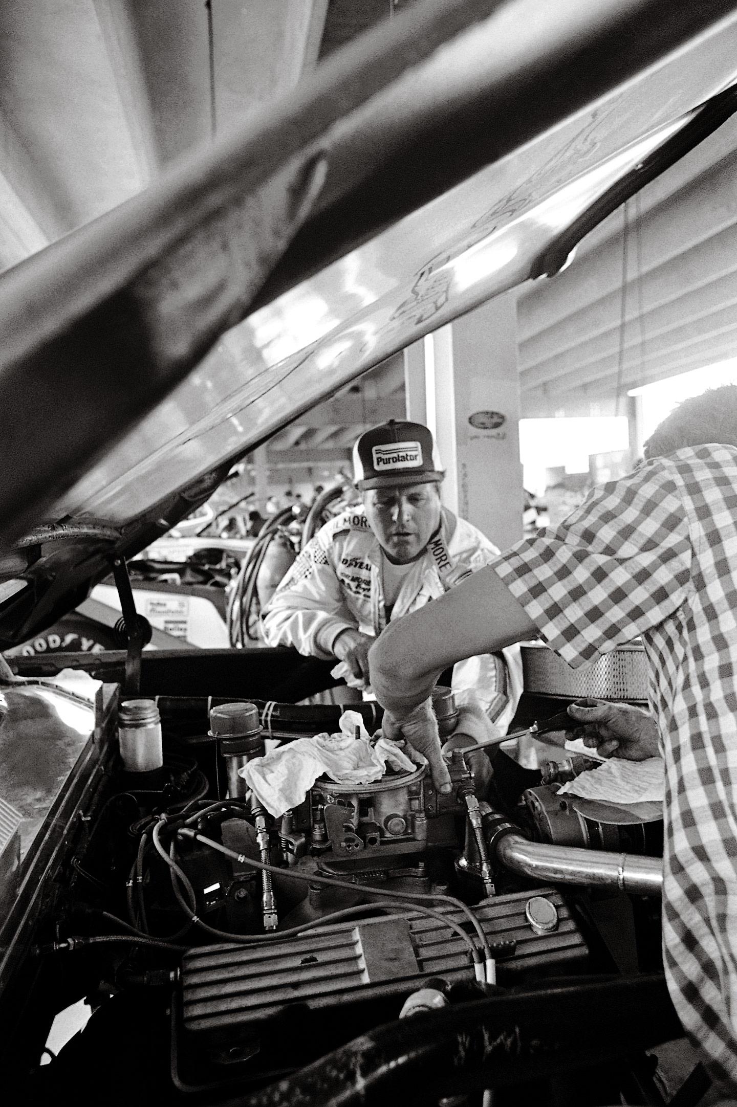 A Racing Life A J Foyt Career Espn